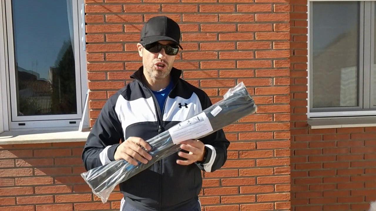 Anti-choque GVDV Bastones para Senderismo Esqu/í 65cm Bastones Trekking 140cm 7075 Aleaci/ón de Aluminio Excursiones Senderismo Caminata 2 Pack Ligero y Telescopico para para Monta/ñismo