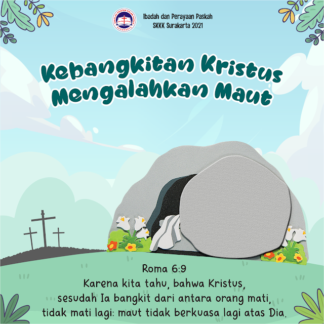 Mari Bersama Rayakan Paskah KB-TK Kristen Kalam Kudus Surakarta