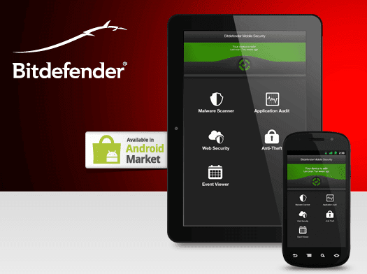 6 mejores aplicaciones de seguridad para Android bitdefender