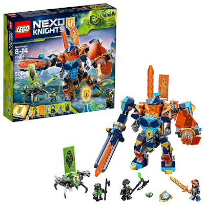 LEGO NEXO KNIHHTS 1