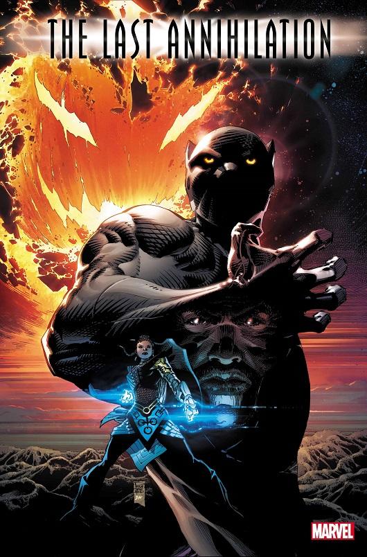 Last Annihilation: Wakanda #1