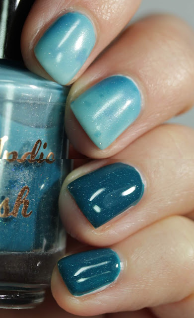 My Indie Polish Gone Before You Know It swatch by Streets Ahead Style