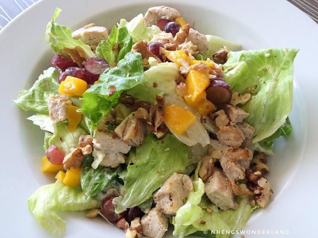 Sicilian Salad - Eddieboy's Kitchen