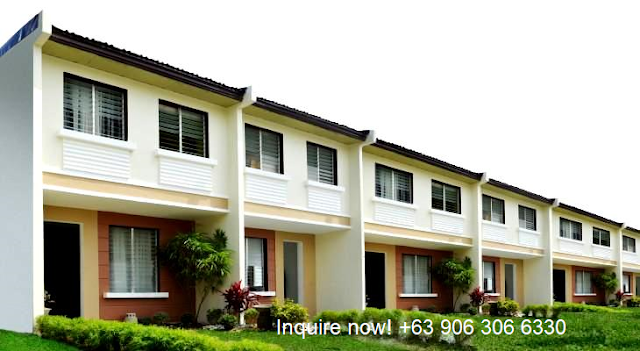 Bella Vista Townhouse Pag-ibig Cheap Houses for Sale
