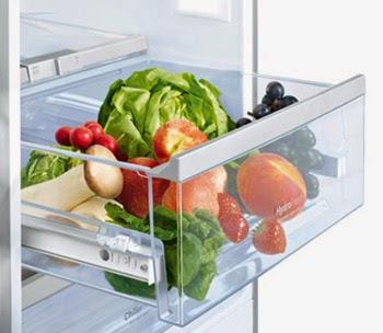QSN: cajón frigo destinado a frutas y verduras