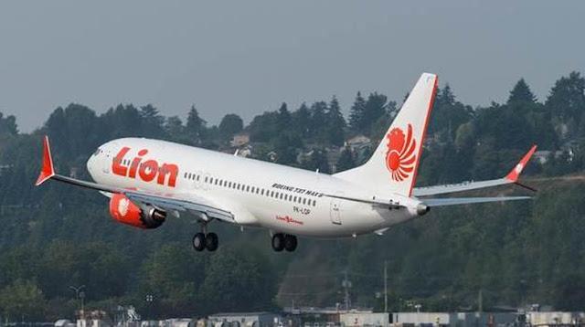 Hoax Lagi! Foto Viral Pesawat Terbelah Bukan Lion Air JT 610 Jatuh