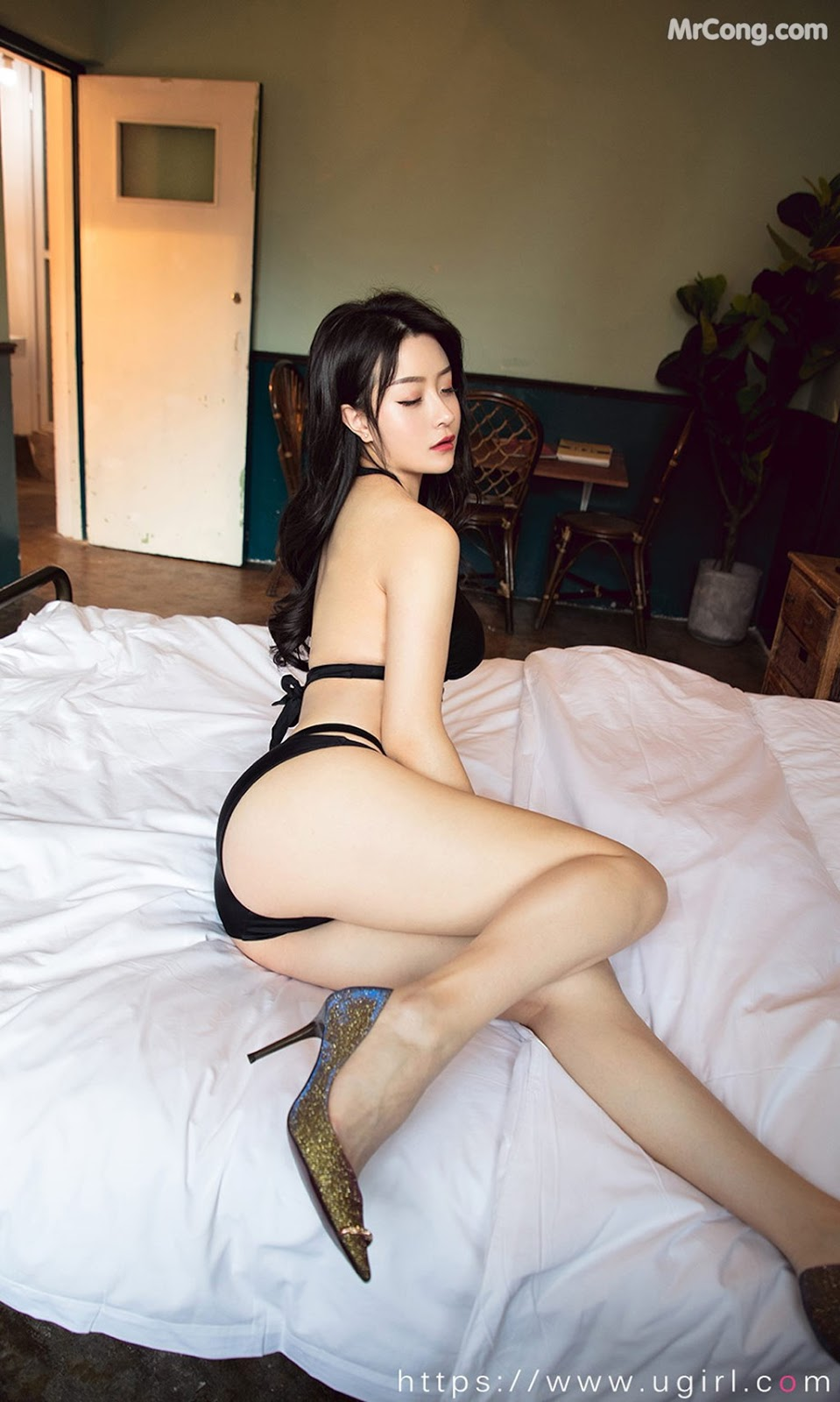 UGIRLS – Ai You Wu App No.1734: Cui Can (崔灿) (34P)