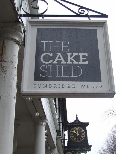 Cake Shop Pantiles Tunbridge Wells
