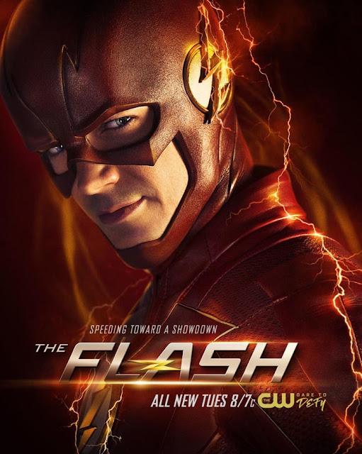 The CW ha publicado un nuevo póster de la cuarta temporada de THE FLASH