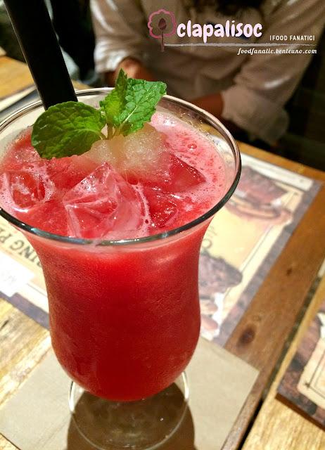 Morganfield's Manila Agua Fresca