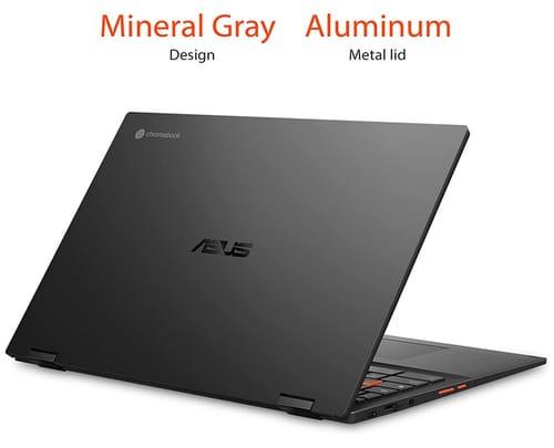 ASUS Chromebook Flip CM5 15.6 Touchscreen Full HD Laptop