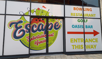 Escape Entertainment in Chorley