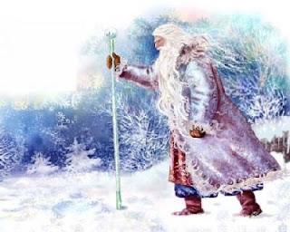http://prazdnichnymir.ru/, Новый год, Рождество, Дед Мороз, Снегурочка, праздники зимние, январь, декабрь, история, персонаж, религиозные, праздники, Санта-Клаус, Папа Ноэль, дед, традиции праздника, история праздника, новогоднее,символы праздника, персонажи сказочные, боги славянские, язычество, верования, легенды, Карачун Краткая новогодняя энциклопедия: Познакомьтесь, Карачун!