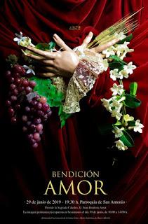Próxima Bendicion de María Santísima del Amor de la Hermandad de la Santa Cena de Motril