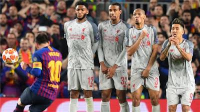 موعد مباراة برشلونة وليفربول اليوم الاربعاء 07-05-2019 دوري أبطال أوروبا