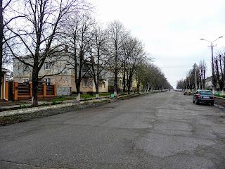 Бобринец. Ул. Николаевская