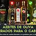 AZEITES DE OLIVA QUE REALMENTE SÃO LIBERADOS PARA O CABELO E USO ESTÉTICO