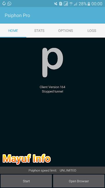 Cara Menggunakan Psiphon Aplikasi Internet Gratis Terbaru Tanpa Root