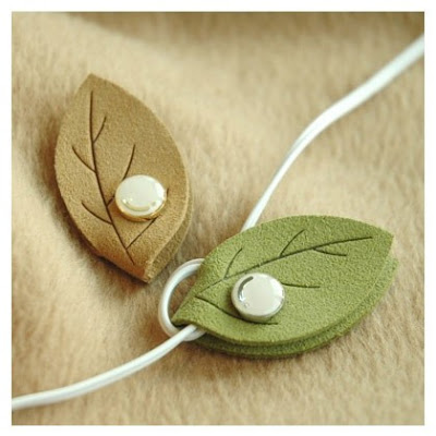 Creative and Cool Headphones and Earphones Cord Organizers (15) 15