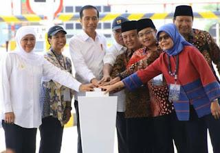 Khofifah Harap Peresmian Tol Pandaan-Malang Dongkrak Ekonomi Jawa Timur
