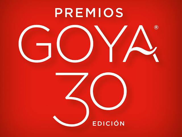 Palmarés de la 30 edición de los Premios Goya