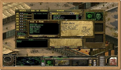 Fallout Tactic PC Games Gameplay