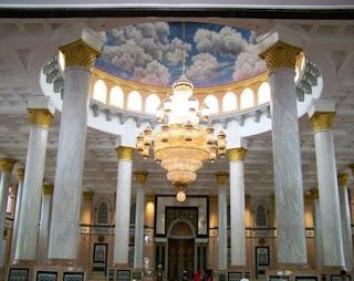Kaligrafi Dinding Masjid, Jasa Kaligrafi
