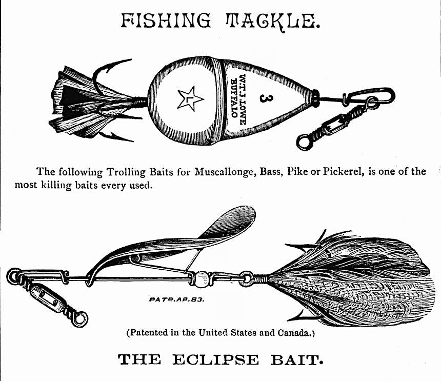 1886 fishing lures
