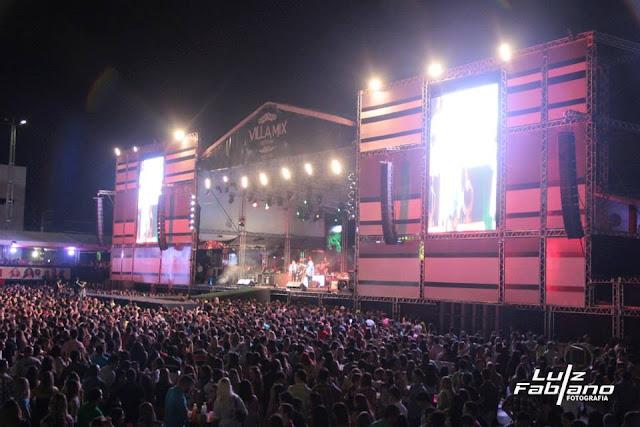 Atrações confirmadas para o Villa Mix em Recife