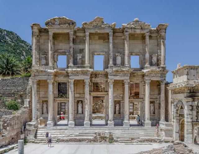 La cité antique d'Éphèse