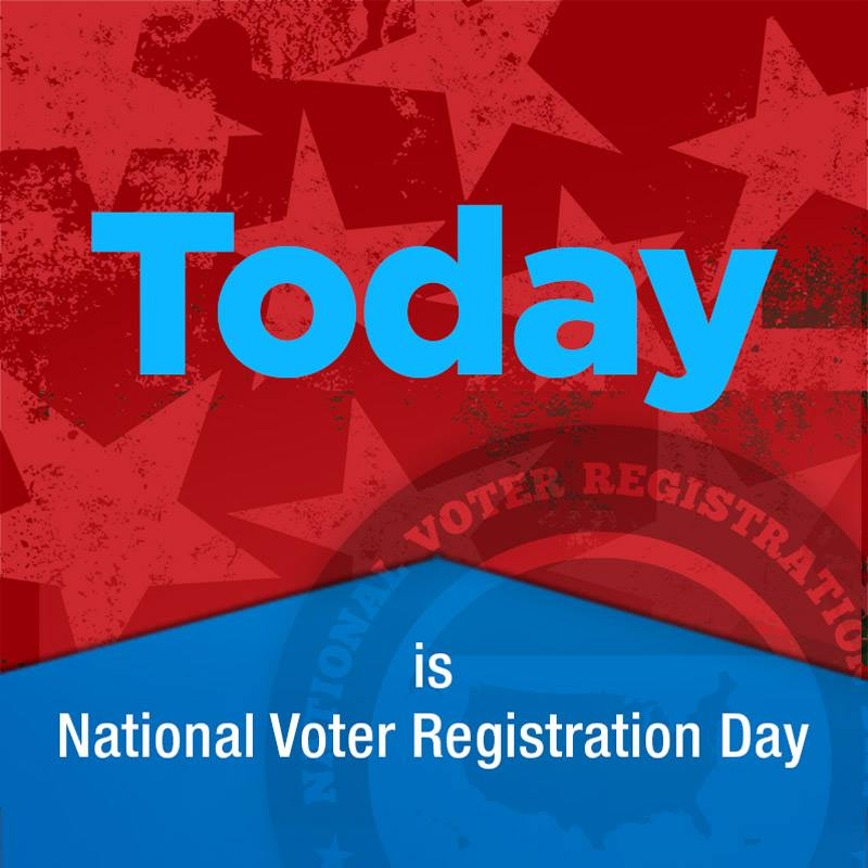 National Voter Registration Day Wishes Photos