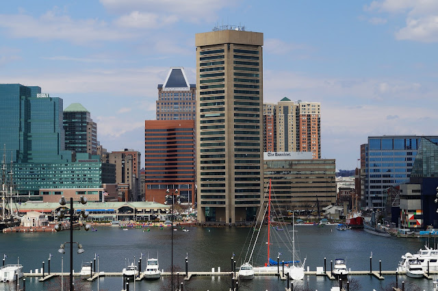 Downtown Inner Harbor, Baltimore, MD