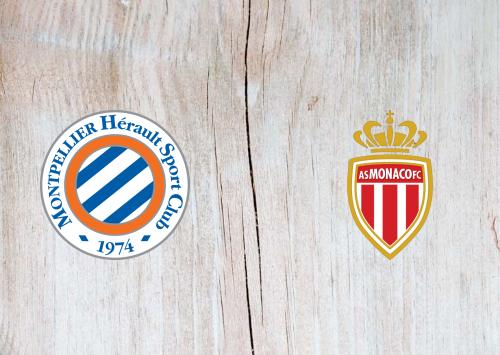 Montpellier vs Monaco -Highlights 15 January 2021