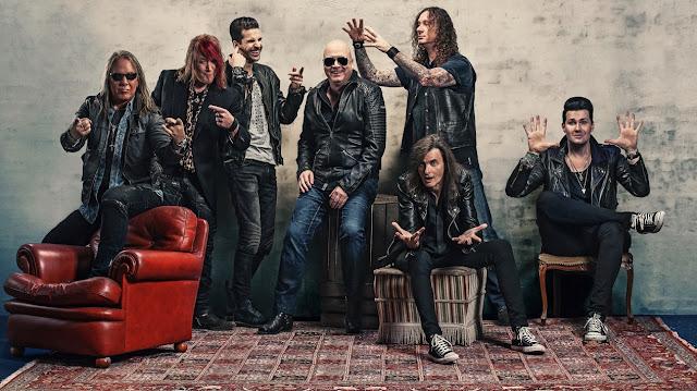 """Rock in Rio 2019: Helloween vai substituir o Megadeth na """"noite do metal"""""""