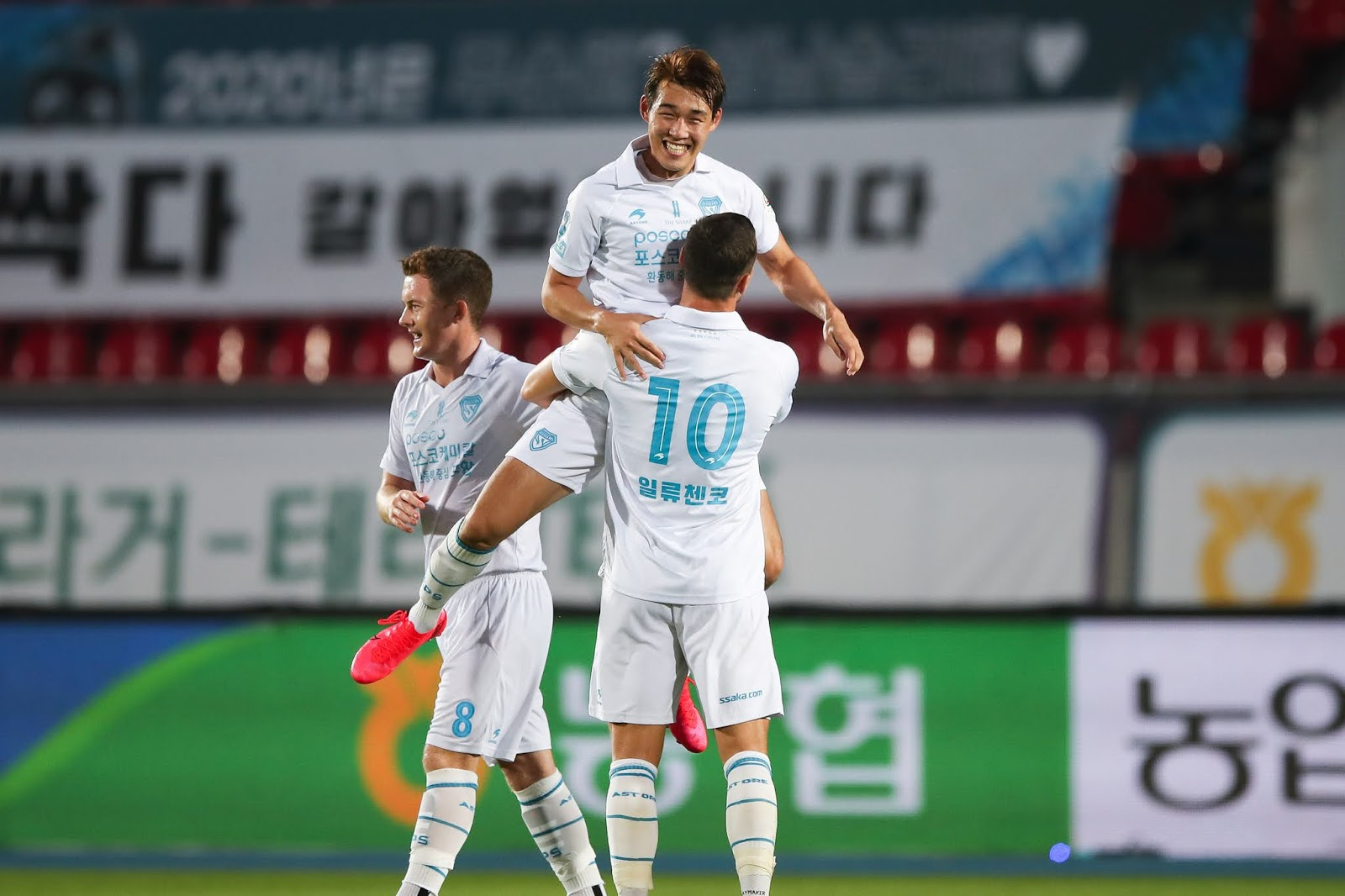 Korean FA Cup Preview: Sangju Sangmu Vs. Pohang Steelers