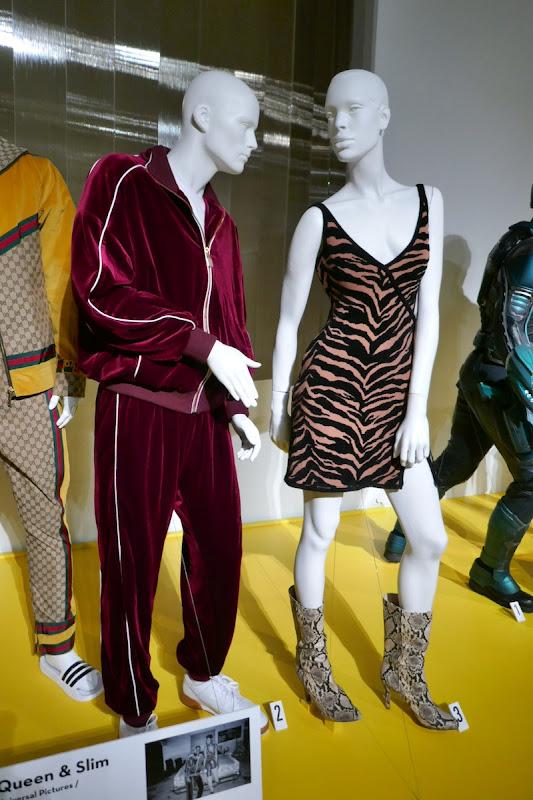 Daniel Kaluuya Jodie Turner-Smith Queen Slim costumes
