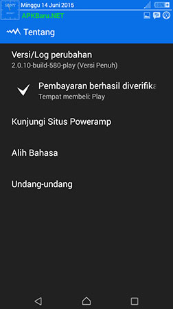 poweramp apk download