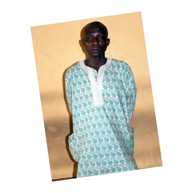 45yr old man defiles his 13yr old daughter in Ogun (Read Details)