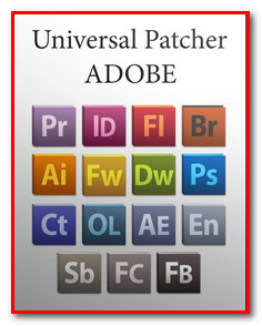 Adobe Universal Patcher v1.4 Free Download