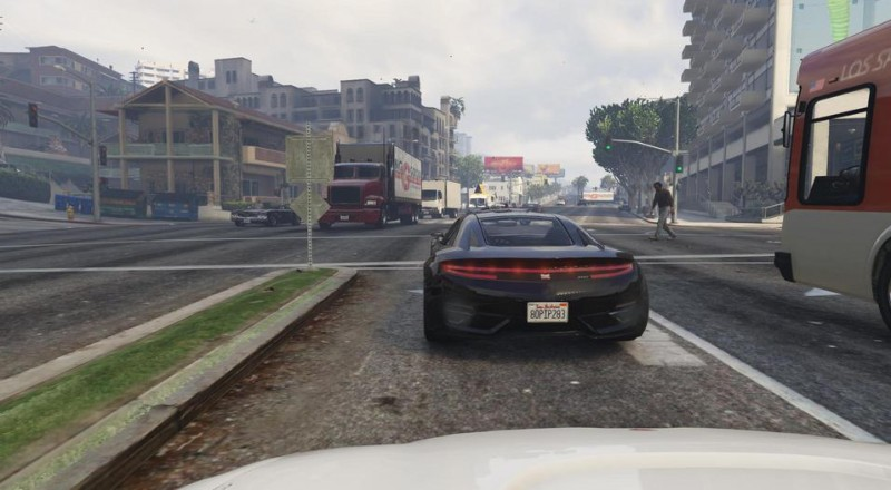 GTA 5 with a new level of realism