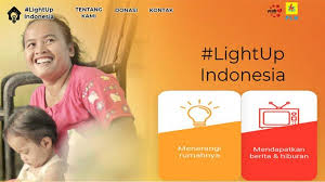 Listrik Gratis dari Light Up Indonesia