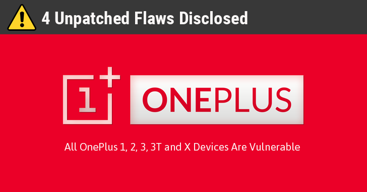 All OnePlus Devices Vulnerable to Remote Attacks Due to 4  Unpatched Flaws