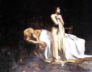 La morte di Attila, le nozze con Ildico