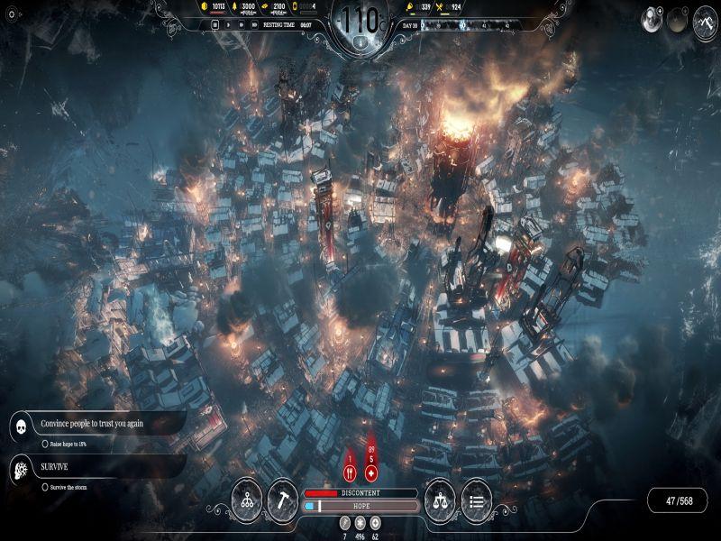 Frostpunk PC Game Free Download