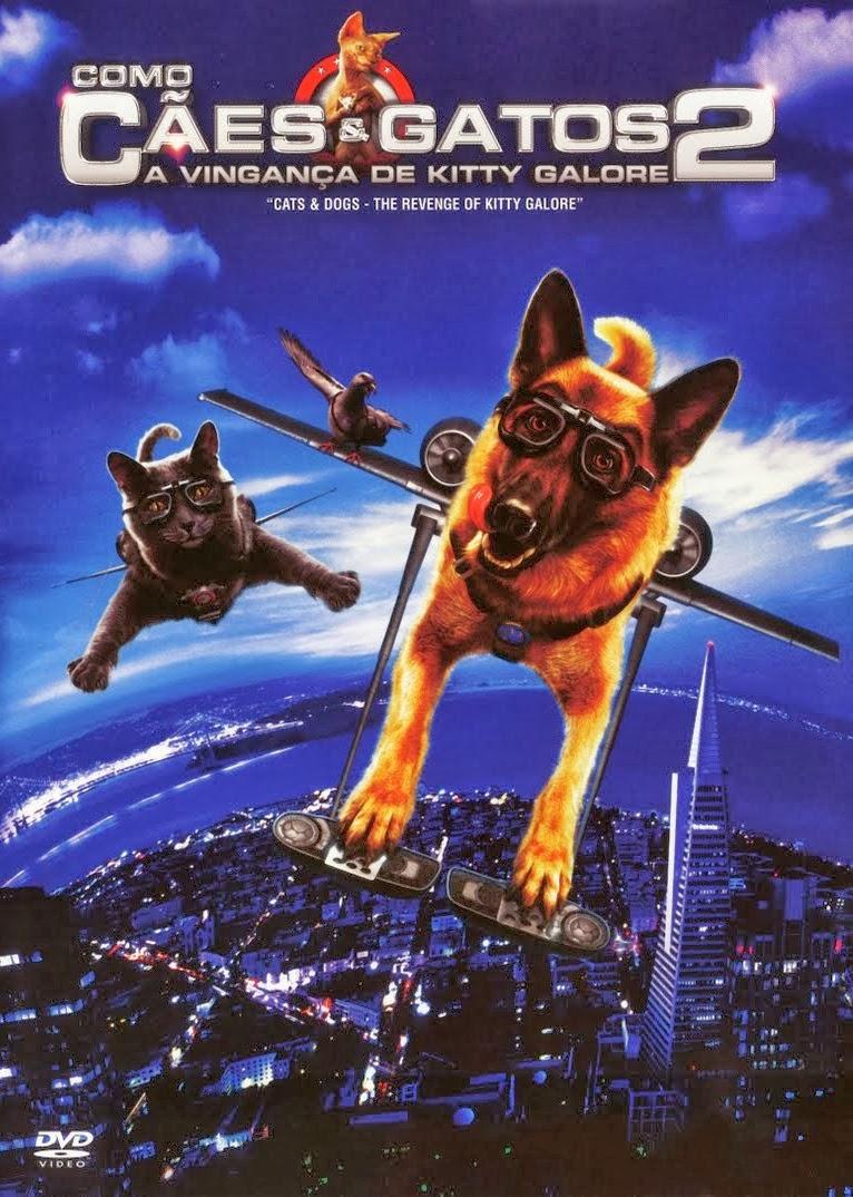 Como Cães e Gatos 2: A Vingança de Kitty Galore – Dublado (2010)
