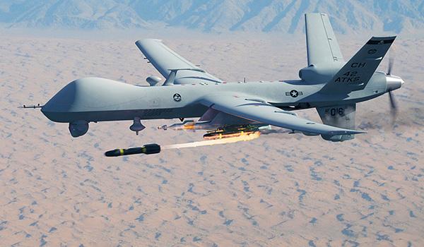 drone sát thủ hellfire