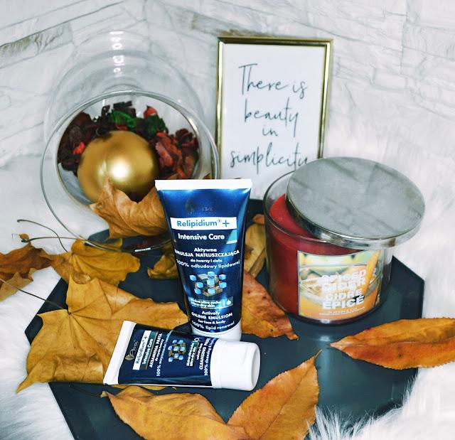 Aktywna emulsja natłuszczająca,  Aksamitna pasta do mycia twarzy, Pielęgnacja skóry jesienią i zimą. Nawilżenie ciała jesienią i zimą.