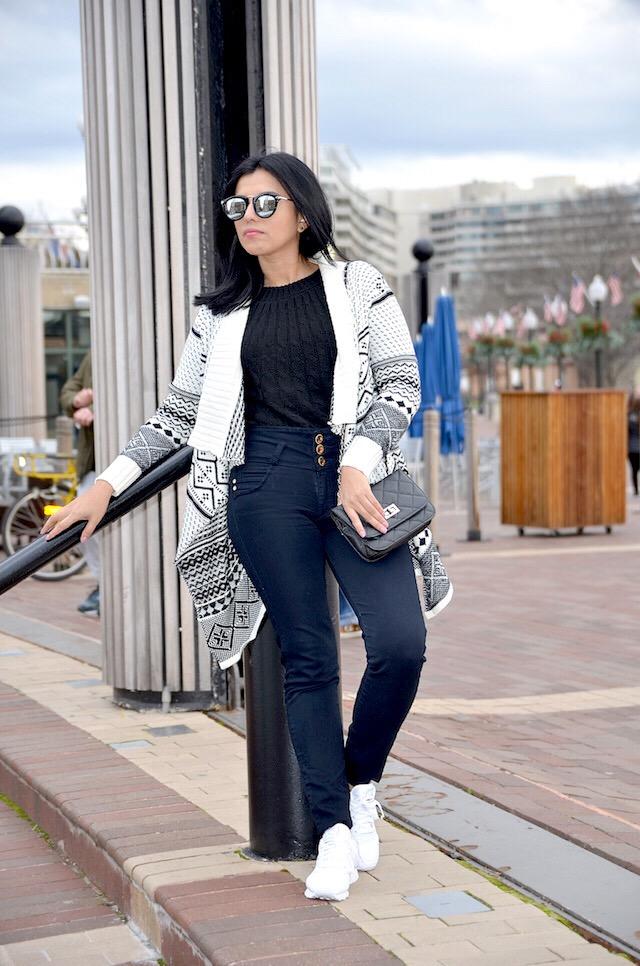 Looks de Invierno usando jeans by Mari Estilo