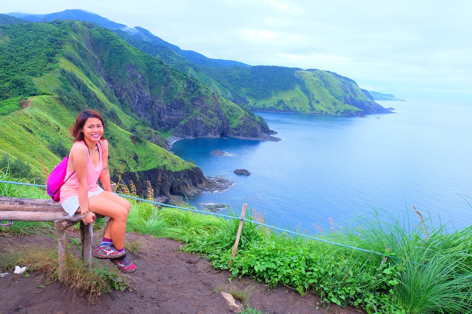 Batanes Of The East Dingalan Aurora From The Highest Peak To The