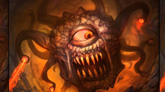 Guia geral de tabelas para o Livro dos Monstros - D&D 3.5